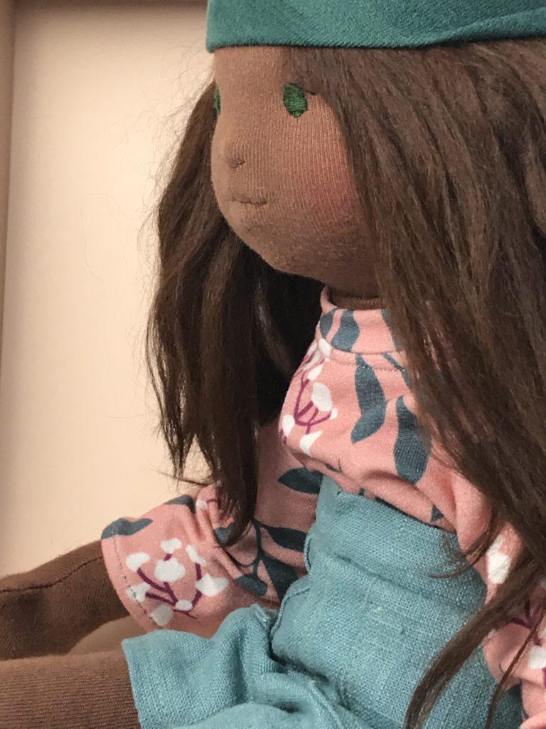 naturalna lalka waldorfska