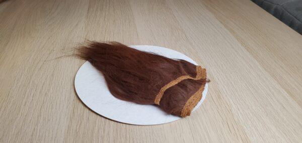 naturalne włosy z alpaki