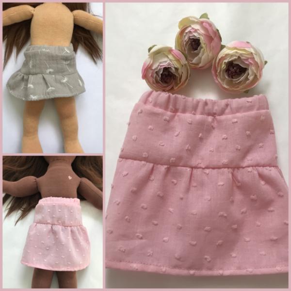 spódnica dla każdego rozmiaru lalki